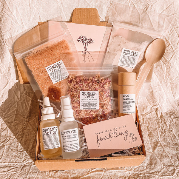 The Sampler Gift Box - Summer Lovin'