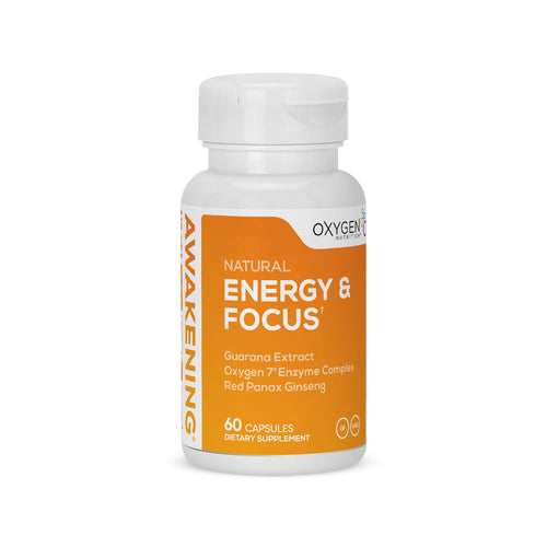 Awakening - Natural Energy & Focus Formula