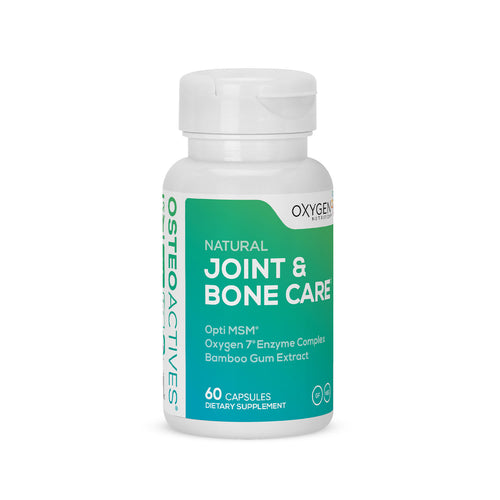 OsteoActives - Natural Joint & Bone Care Formula