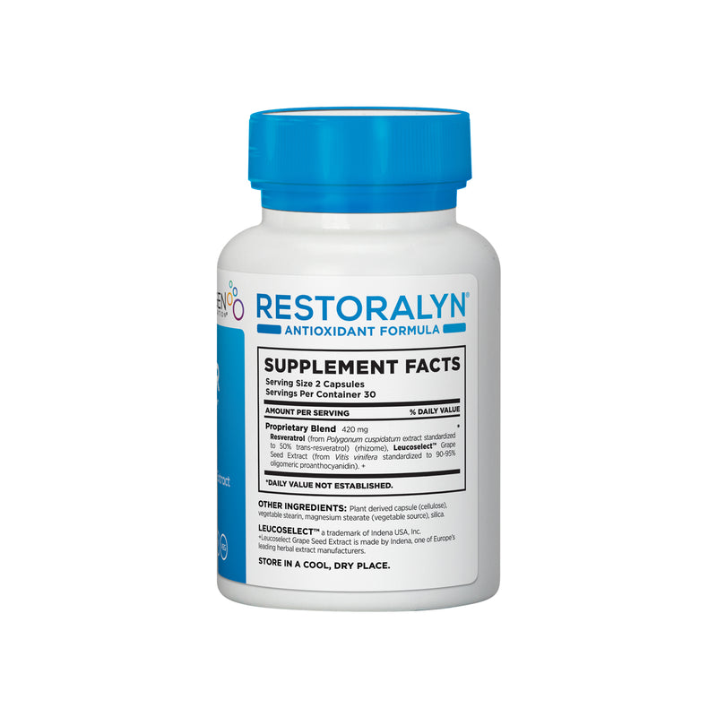Restoralyn - Natural Cellular Support Formula
