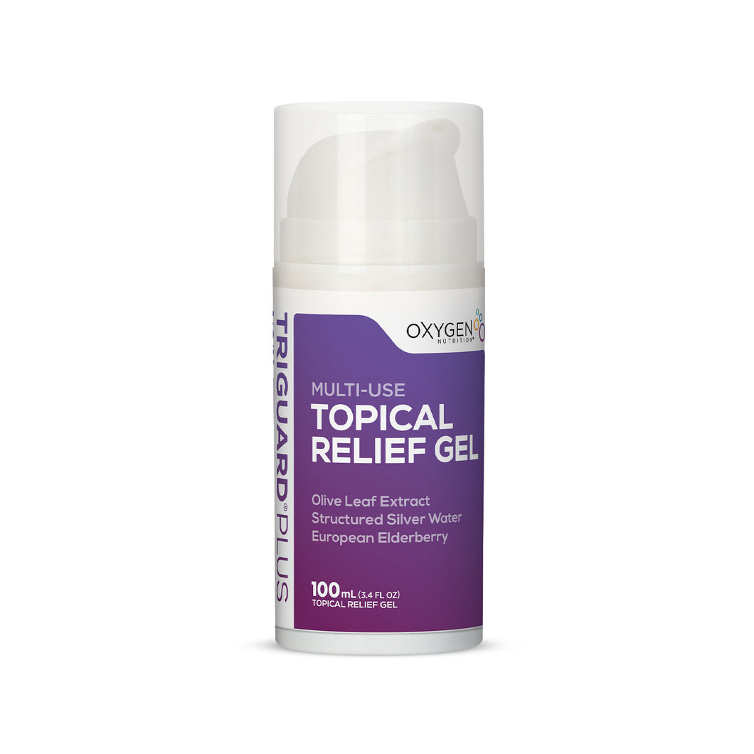 TriGuard Plus Multi-Use Topical Relief Gel
