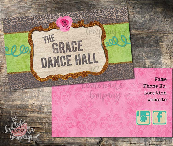 Grace Dance Hall Design