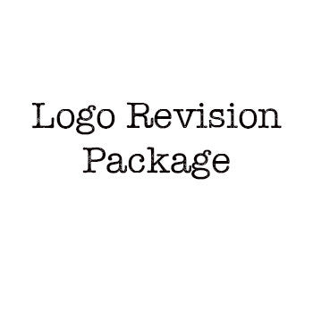 Logo Revision with Products Package