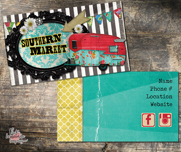 Southern Market Business Card