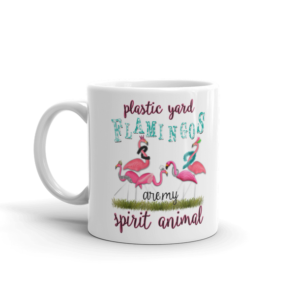 Flamingo - Spirit Animal mug