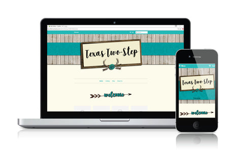 Texas Two Step Website