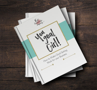 You Goal Girl! mini e-course and workbook