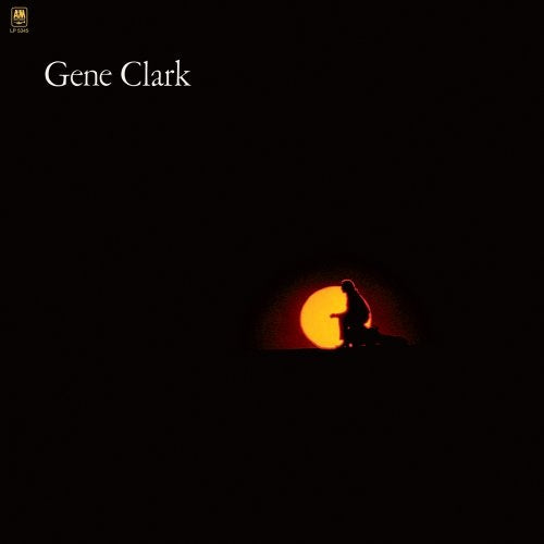Gene Clark - Gene Clark (White Light) LP