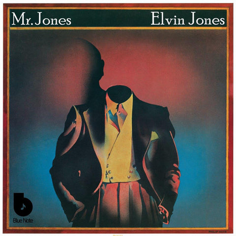 Elvin Jones - Mr. Jones LP