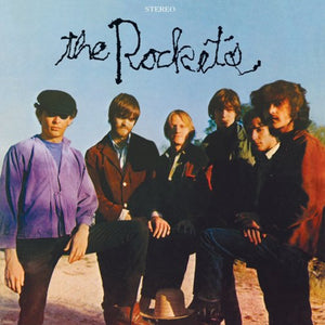 The Rockets - The Rockets LP