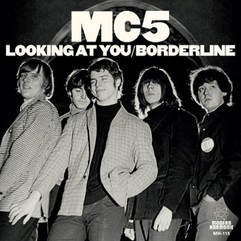 MC5 - Looking at You 7""