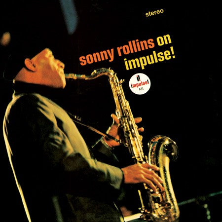 Sonny Rollins - On Impulse LP