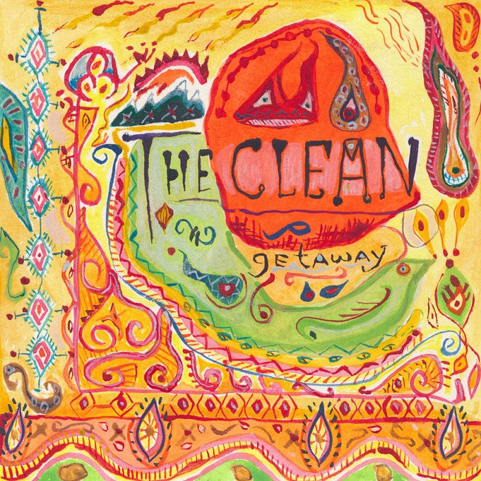 The Clean - Getaway 2LP