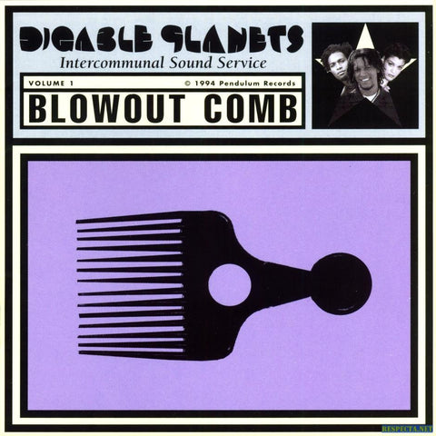 Digable Planets - Blowout Comb 2LP