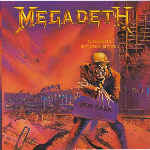 Megadeth - Peace Sells But Who's Buying? LP