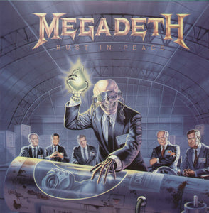 Megadeth - Rust in Peace LP