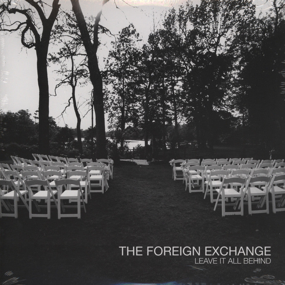 Foreign Exchange - Leave It All Behind 2LP