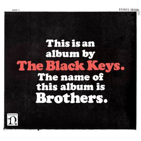 Black Keys - Brothers 2LP