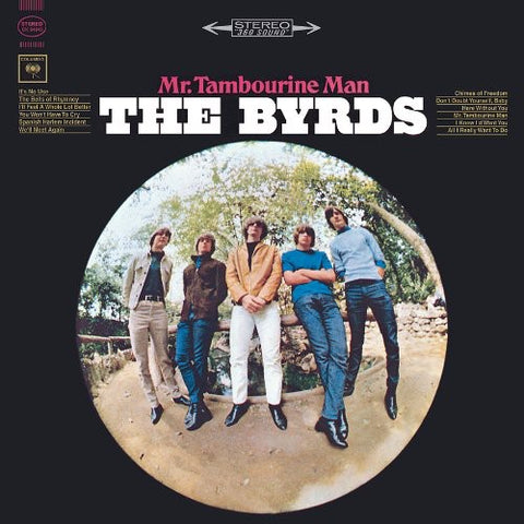The Byrds - Mr. Tambourine Man LP