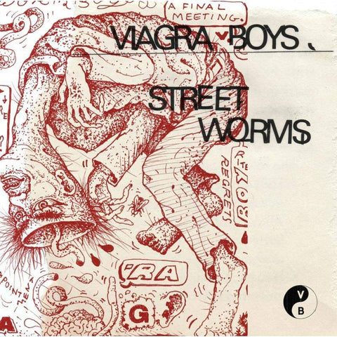 Viagra Boys - Street Worms LP