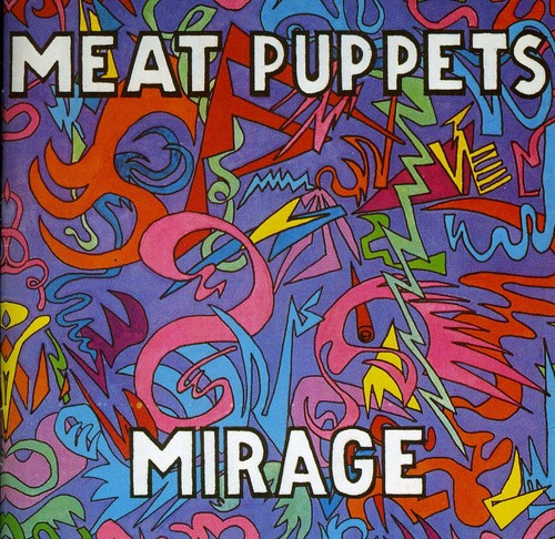 Meat Puppets - Mirage LP