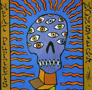 Meat Puppets - Monsters LP