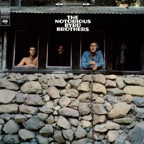 The Byrds - The Notorious Byrd Brothers LP