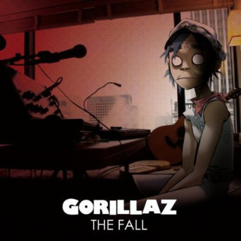 Gorillaz - The Fall LP