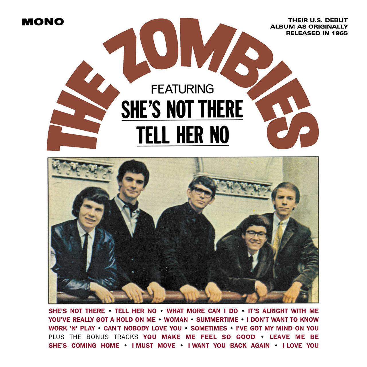 The Zombies - The Zombies LP