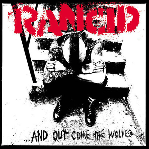 Rancid - And Out Come the Wolves: 25th Anniversary LP (Ltd Silver Vinyl Edition)