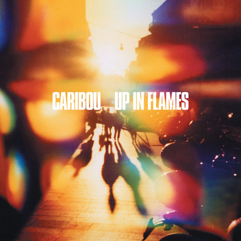Caribou - Up in Flames LP