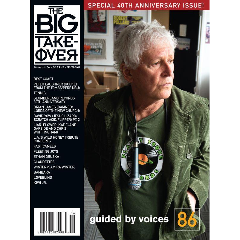 The Big Takeover: Issue 86 Magazine