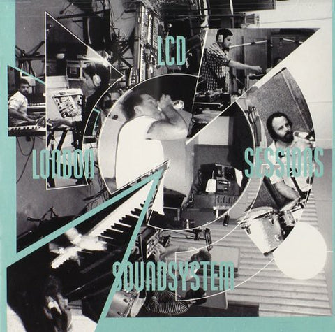 LCD Soundsystem - London Sessions 2LP