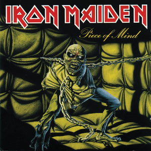 Iron Maiden - Piece of Mind LP