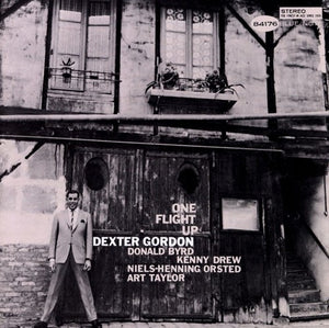 Dexter Gordon - One Flight Up LP (Blue Note Tone Poet Series)