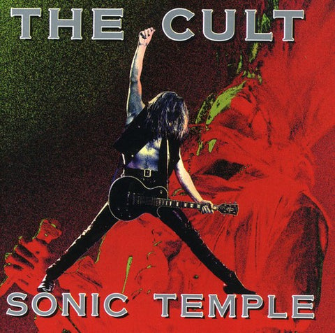 The Cult - Sonic Temple 2LP (30th Anniversary Edition)