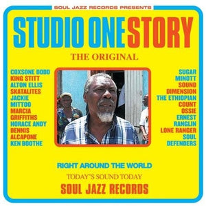 Various - Studio One Story 2LP