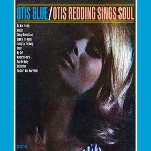 Otis Redding - Otis Blue / Otis Redding Sings Soul LP