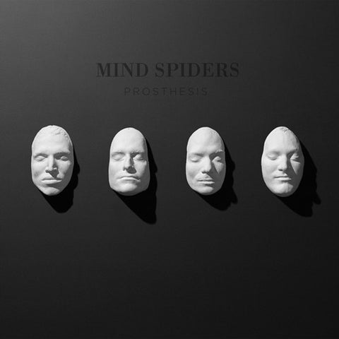Mind Spiders - Prosthesis LP
