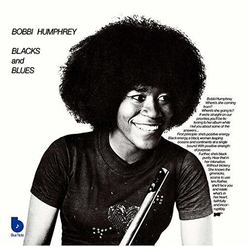 Bobbi Humphrey - Blacks and Blues LP