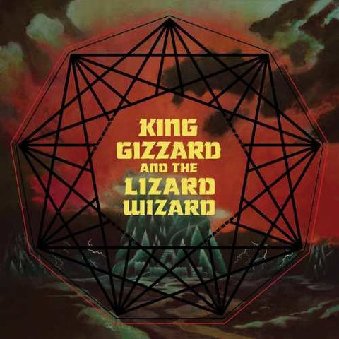 King Gizzard & the Lizard Wizard - Nonagon Infinity LP (Ltd Neon Red / Neon Yellow / Black Tri-Colored Vinyl)