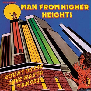 Count Ossie & The Rasta Family - Man from Higher Heights LP