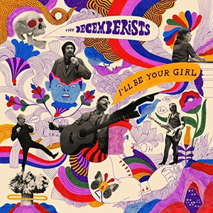 The Decemberists - I'll Be Your Girl 2LP