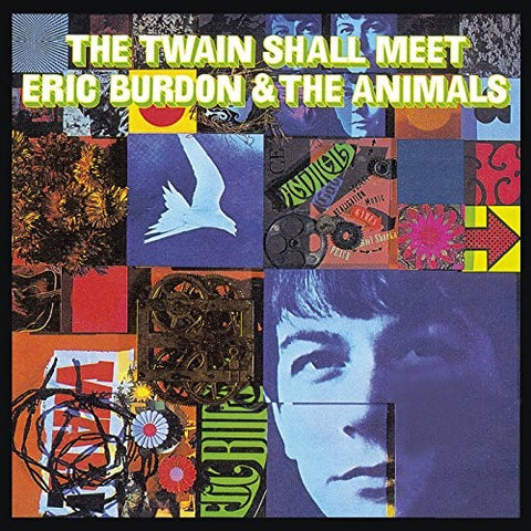 Eric Burdon & The Animals - The Twain Shall Meet LP