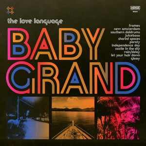 Love Language - Baby Grande LP (Peak Vinyl Edition)
