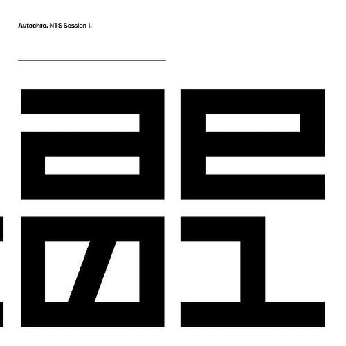 Autechre - NTS Sessions, Vol. 1 3LP