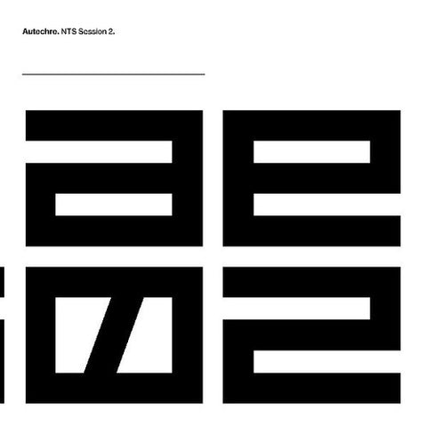 Autechre - NTS Sessions, Vol. 2 3LP