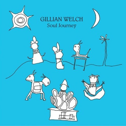 Gillian Welch - Soul Journey LP