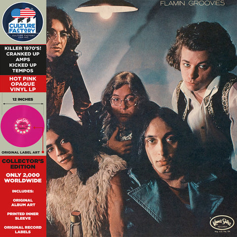 Flamin' Groovies - Flamingo LP
