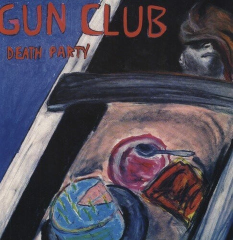 The Gun Club - Death Party LP
